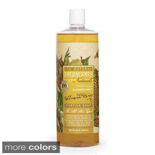 Dr. Jacobs Naturals 32-ounce Castile Liquid Soap