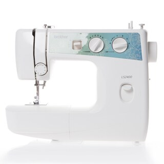 Brother LS2400 20-stitch Function Sewing Machine with Instructional DVD Factory Serviced