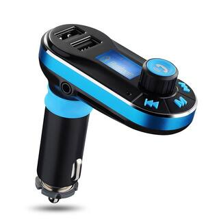 Bluetooth FM Transmitter Hands-free Car Kit for Mobile Devices