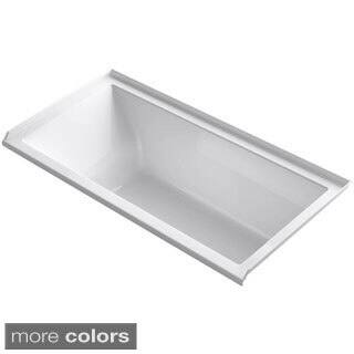 Kohler Underscore 5-Foot Right Hand Drain Bathtub