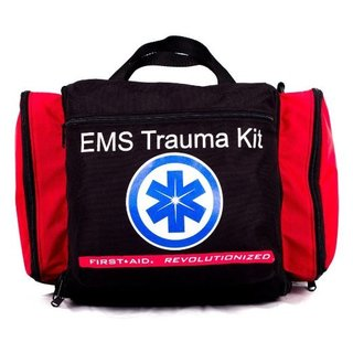 Deluxe EMS-style Trauma Kit by Nutristore
