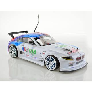 Cis-886 Silver 1:10 R/ C Drift Car