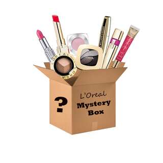 L'Oreal 10-piece Cosmetics Mystery Box
