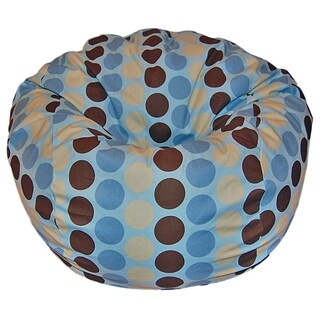 Tan Ahh Large Products Time Loop Washable Bean Bag