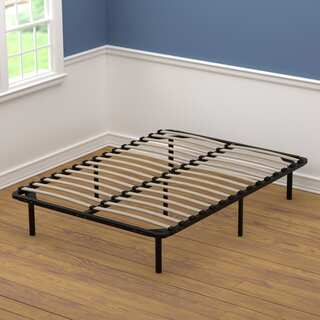 Full Size Wood Slat Bed Frame