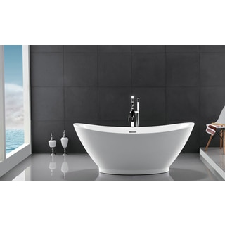 Legion Furniture 69-inch Freestanding Bathtub