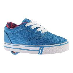 Children's Heelys Launch Ocean Blue/Printed Lining