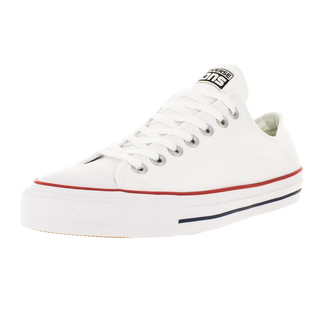 Converse Unisex Chuck Taylor All Star Pro Ox White/Red/Na Skate Shoe