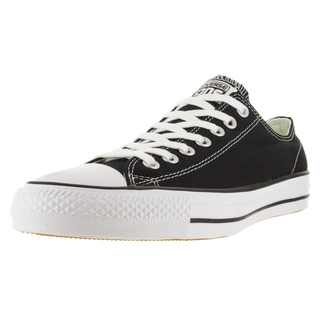 Converse Unisex Chuck Taylor All Star Pro Ox Black/White Skate Shoe