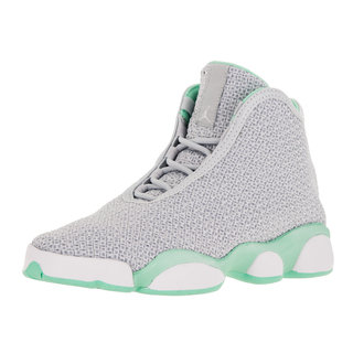 Nike Jordan Kid's Jordan Horizon Gg /White/Wlf /G Glw Basketball Shoe