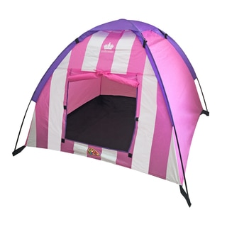 Kids Adventure Princess Dome Tent with Carrying Case