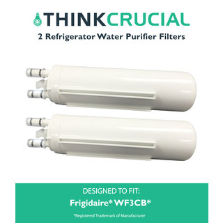 Frigidaire WF3CB Water Filter (2 Pack)