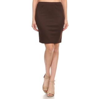 Women's Pencil Mini Skirt