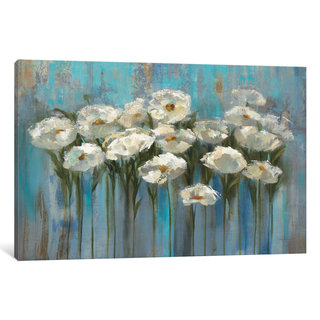 iCanvas Anemones By The Lake I by Silvia Vassileva Canvas Print
