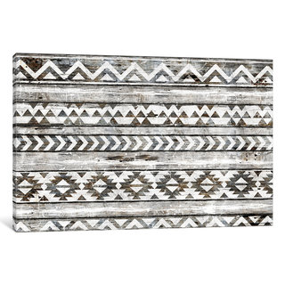 iCanvas Navajo Pattern by Diego Tirigall Canvas Print