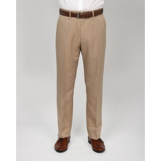 Dockers Khaki Polyester Straight-fit Pant