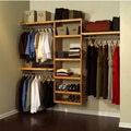 John Louis Home Collection Deluxe Closet System