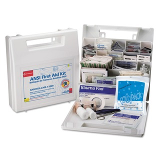 ANSI-compliant 50-person First Aid Kit