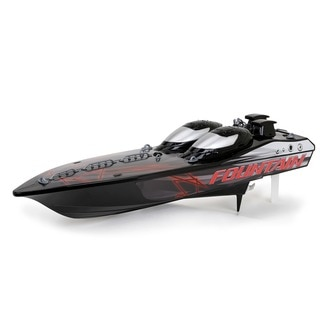 New Bright 23-inch FF 9.6-volt RC Fountain Boat