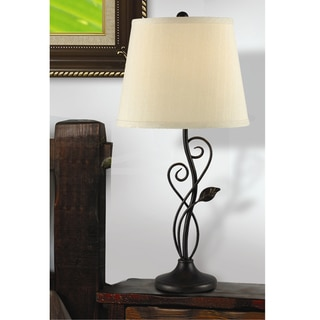 Cirrus Bronze Table Lamp