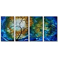 Megan Duncanson 'Deep Sky' Metal Wall Art