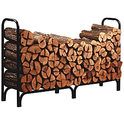 Panacea Deluxe Log Rack With Cover 8'