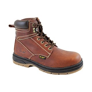 AdTec Men's Reinforced Leather Work Boots