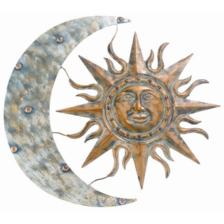 Gardman Aztec Sun & Moon Wall Art