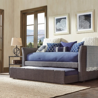 INSPIRE Q Deco Linen Daybed and Trundle