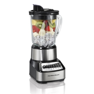 Hamilton Beach 54221 Wave Crusher Multi-function Glass Jar Blender
