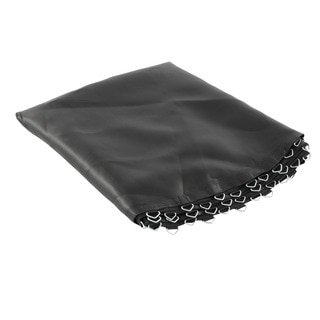 Trampoline Replacement Jumping Mat for 12 ft. Trampolines with Round Frames, 72 V-Rings, Using 7-inch Springs
