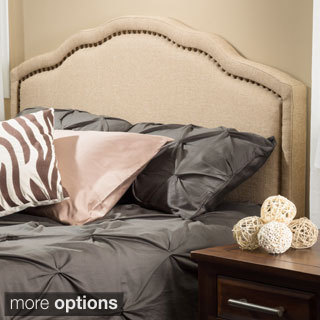 Christopher Knight Home Bellagio Adjustable Full/ Queen Fabric Headboard