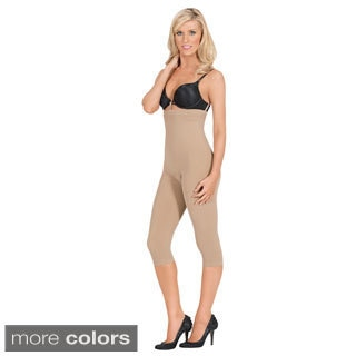 Julie France by Euroskins Body Shapers Leger Ultra Firm Control High-waist Capri Shaper