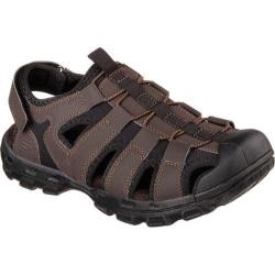 Men's Skechers Gander Chocolate