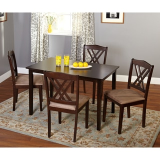 Simple Living Sienna 5-piece Dining Set