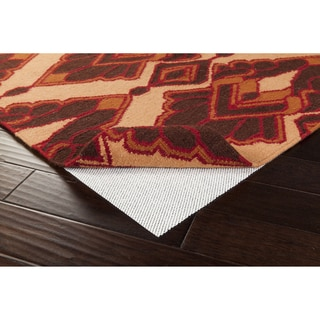 Superior Luxury Lock Grip Reversible Hard Surface Non-Slip Rug Pad-(8' Square)