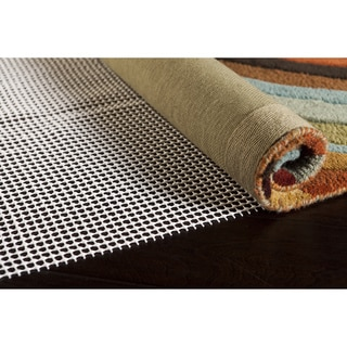 Ultra Lock Grip Reversible Hard Surface Non-Slip Rug Pad-(8' Square)