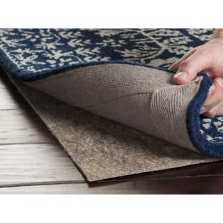 Ultra Premium Felted Reversible Dual Surface Non-Slip Rug Pad-(8' Square)