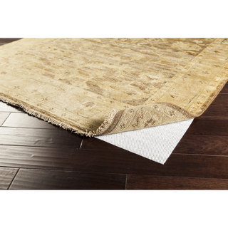 Ultra Support Lock Grip Reversible Hard Surface Non-Slip Rug Pad-(8' Square)