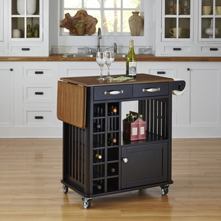 Home Styles Danville Kitchen Cart