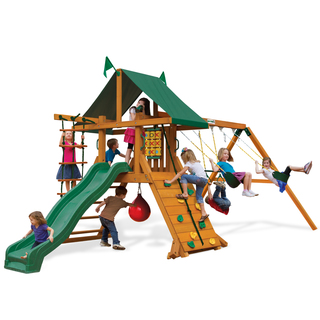 Gorilla Playsets High Point Swing Set