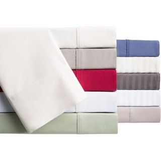 Brielle Egyptian Cotton 400 Thread Count Sateen Sheet