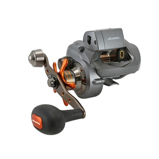 Okuma Coldwater 350 Low Profile Linecounter Reel