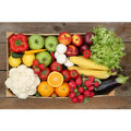 Brown Box Organics Bountiful Variety Produce Box