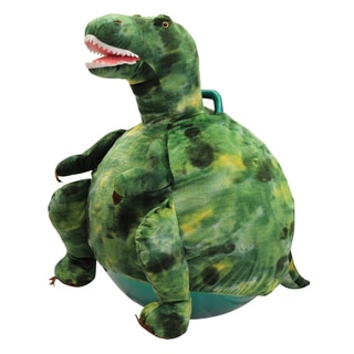 Waliki Toys Adult Plush Dino Hopper Ball