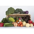 Nature's Garden Delivered Large Organic Vegetable Box