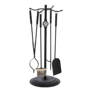 Christopher Knight Home Bennington Fireplace Tool Set