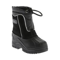 Children's totes Snow Drift Waterproof Snow Boot Black