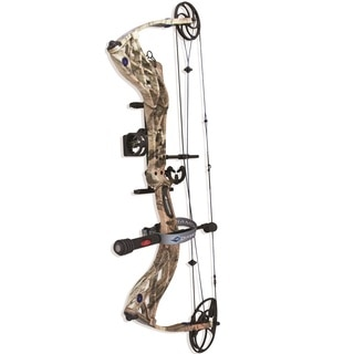 Diamond Archery Carbon Cure RAK Equipped Camo Bow