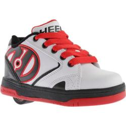 Children's Heelys Propel 2.0 White/Black/Red